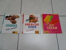 Cookies leicht gemacht / American Diner leicht gemacht / Ice cream - coole Rezepte