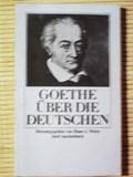 3:1-Tausch: Über die Deutschen