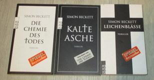 3 Bücher von Simon Beckett