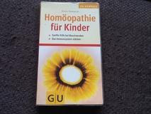 Homöopathie für Kinder . GU Gesundheits-Kompasse (GU Kompass Partnerschaft & Familie)