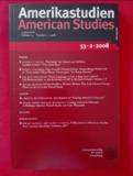 Amerikastudien American Studies 53.2