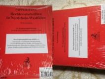92. Ergänzungslieferung der Rechtsvorschriften in NRW - Pappermann