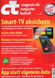 c't Magazin Nr. 25