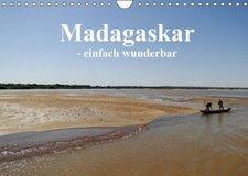 Madagaskar einfach wunderbar Kalender 2014