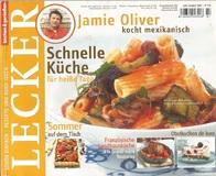 Jamie  Oliver kocht mexikanisch Juli-August 2007