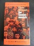 (2:1) antiquarisch: Der Sowjetmensch / Versuch eines Porträts nach dreizehn Reisen in die Sowjetunion 1929-1959