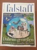 Falstaff Magazin für Genießer April/Mai 2020