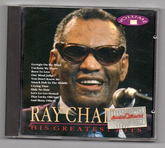 ray charles his greatest hits vol i musik rampb